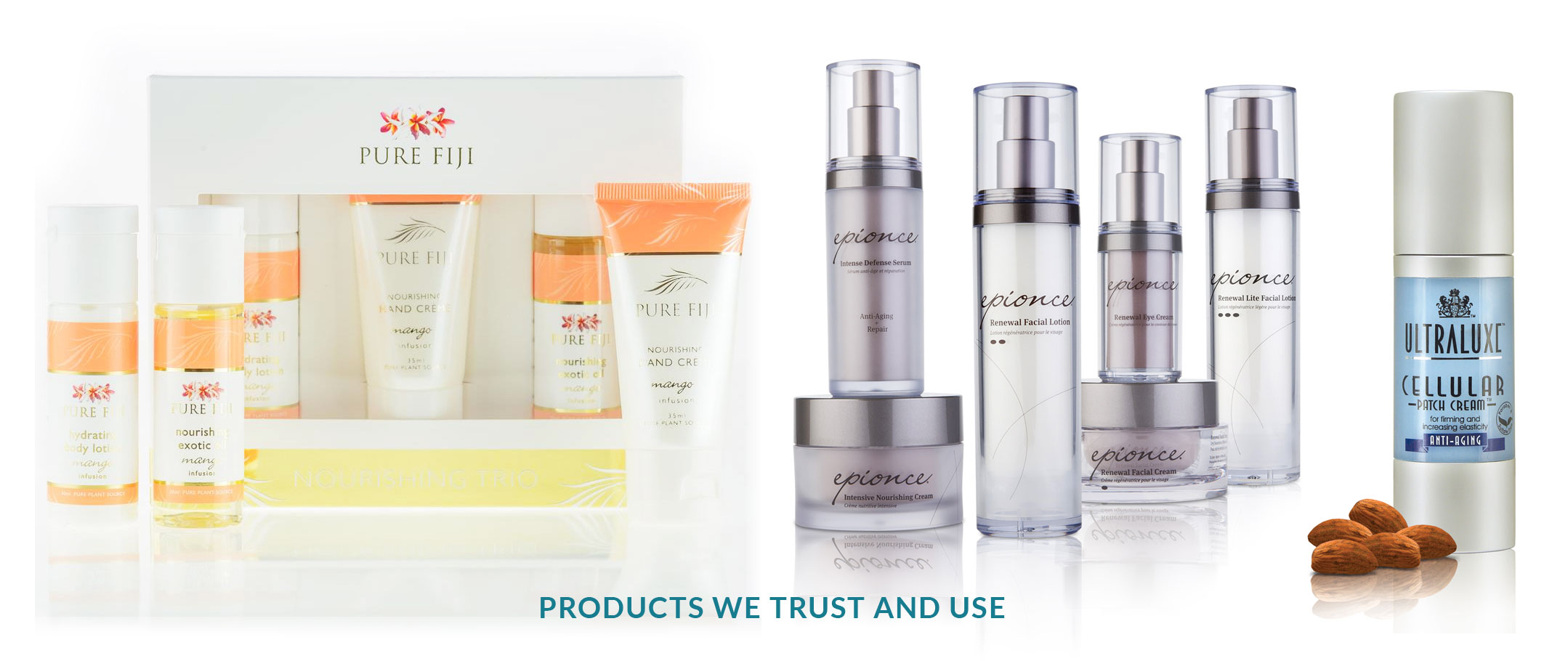 Product lines We Trust