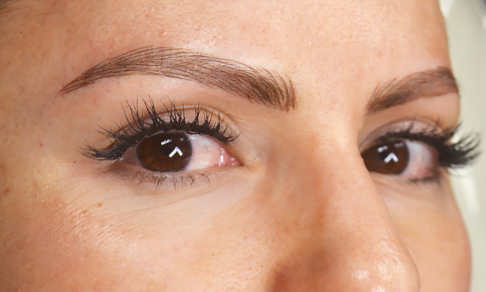 Permanent Makeup Eyebrows Pure Beauty Esthetics Owned By Erika