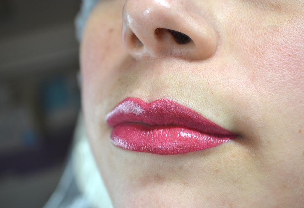 Permanent Makeup Lips   Pure Beauty Esthetics owned by Erika Mopress