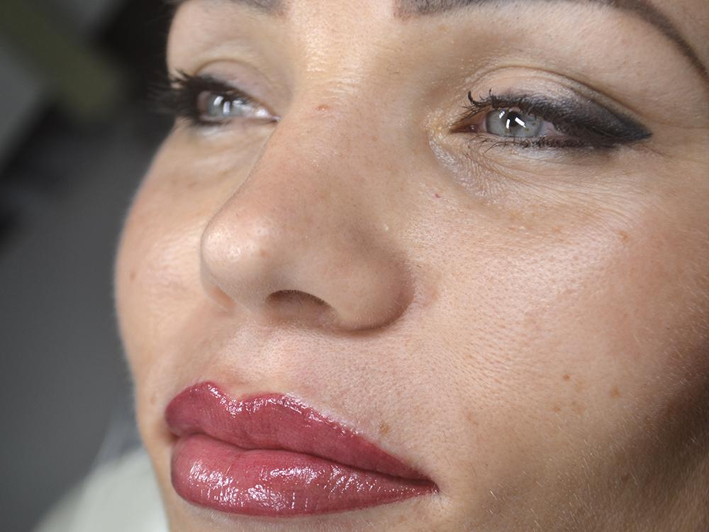 Pure Beauty Esthetics offers permanent cosmetics